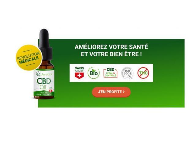 Annabiol CBD Acheter