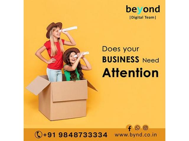 Beyond Technologies   Best Web designing company in Andhra Pradesh