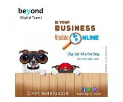 Beyond Technologies |web development company in Vizag