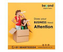 Beyond Technologies |Website Designing in Visakhapatnam