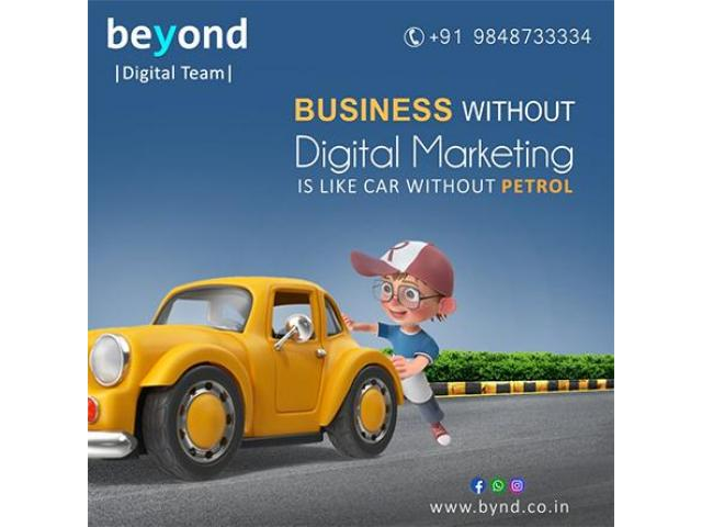 Beyond Technologies  web development company in Vizag