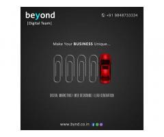 Beyond Technologies | Best Web designing company in Andhra Pradesh