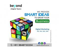 Beyond Technologies | Digital marketing company in Andhra Pradesh