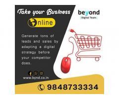 Beyond Technologies |Best Web designing company in Andhra Pradesh
