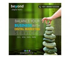 Beyond Technologies |Digital marketing company in India