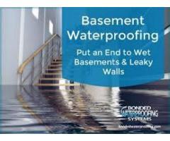 Basement Waterproofing Companies Greenwich CT