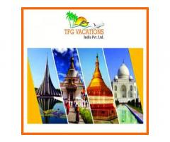 Finding your best favorite destination? If yes, then call the TFG holidays!