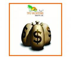 Income Opportunity For All & Everyone in Tourism Company TFG Vacations Pvt. Ltd.